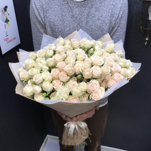 Тайное желание: букеты цветов на заказ Flowwow