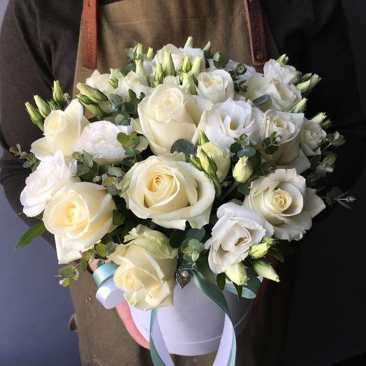 Коробочка дня -3: букеты цветов на заказ Flowwow