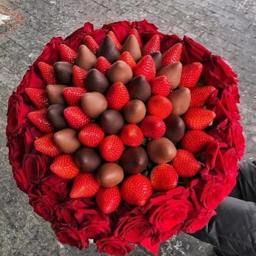 """Букет """"Classic """": букеты цветов на заказ Flowwow"""
