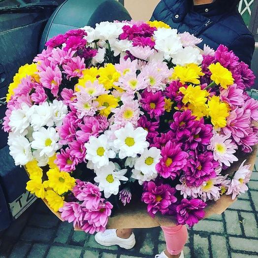 Шарик радости: букеты цветов на заказ Flowwow