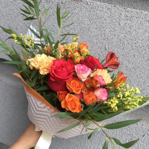Букет 2138: букеты цветов на заказ Flowwow