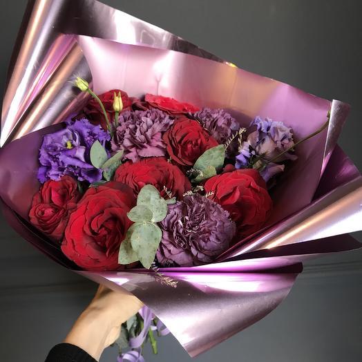 Элегантный 🥰: букеты цветов на заказ Flowwow