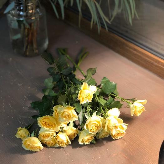 """Кустовые розы """"ЛАРА"""""""