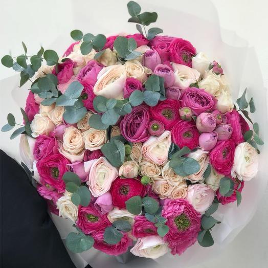 П6: букеты цветов на заказ Flowwow