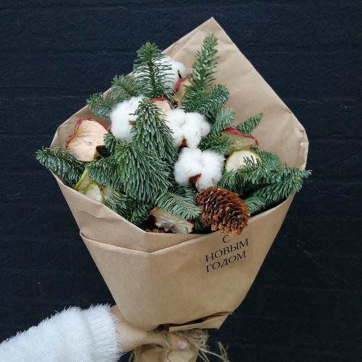 С новым годом: букеты цветов на заказ Flowwow