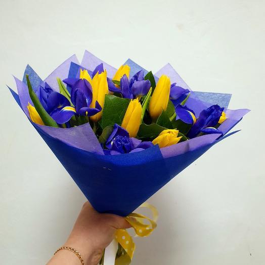 Букет 257: букеты цветов на заказ Flowwow