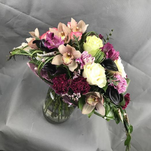 Ракушки: букеты цветов на заказ Flowwow