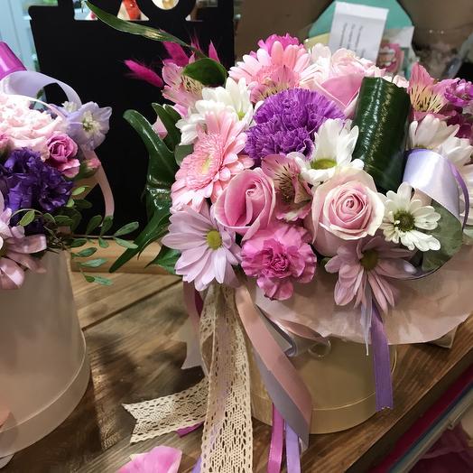 Микс композиции: букеты цветов на заказ Flowwow