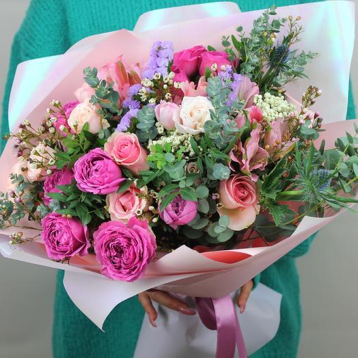 Принцесса Лили: букеты цветов на заказ Flowwow