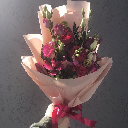 Весна пришла: букеты цветов на заказ Flowwow