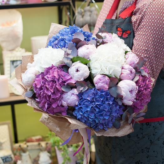 Букет цветов: букеты цветов на заказ Flowwow