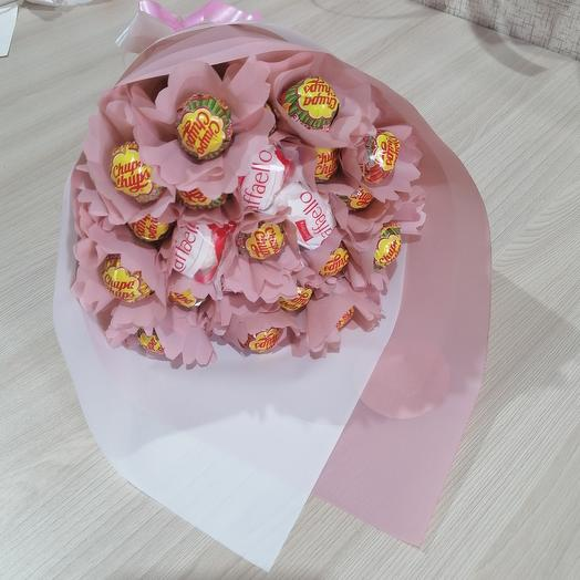 Чупа энд Раффа: букеты цветов на заказ Flowwow