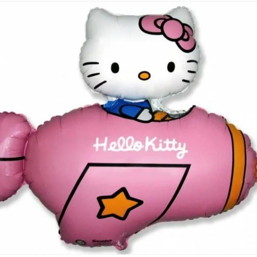 Шар Hello Kitty 94 см