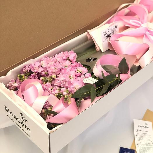 Маттиола в коробке Box