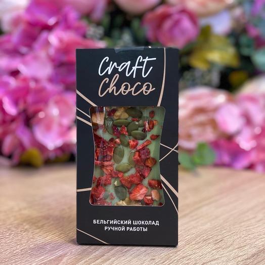 Бельгийский шоколад с лаймом