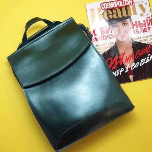 Сумка-рюкзак «Green