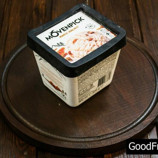 Мороженое Maple Walnut  Movenpick 900 мл