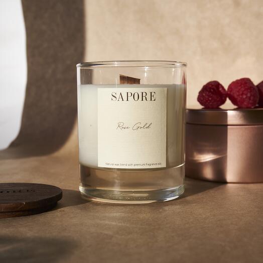 SAPORE - Розовое золото