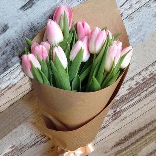 Букет 223: букеты цветов на заказ Flowwow
