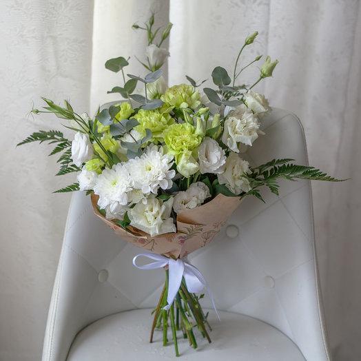 Букет Мята: букеты цветов на заказ Flowwow