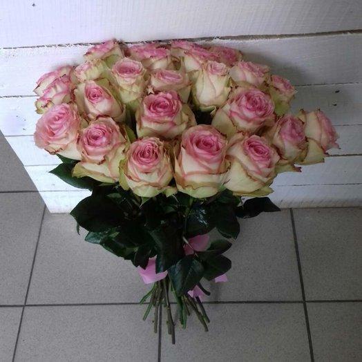 Розы Эсперанс: букеты цветов на заказ Flowwow