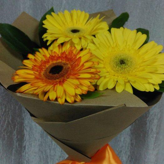 """Slice of summer"": flowers to order Flowwow"