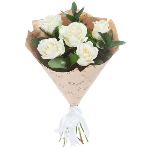 Букет 13: букеты цветов на заказ Flowwow