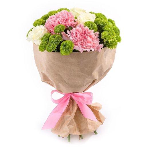 Миссис нежность: букеты цветов на заказ Flowwow
