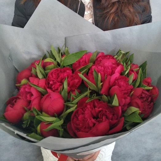 Нежный момент: букеты цветов на заказ Flowwow