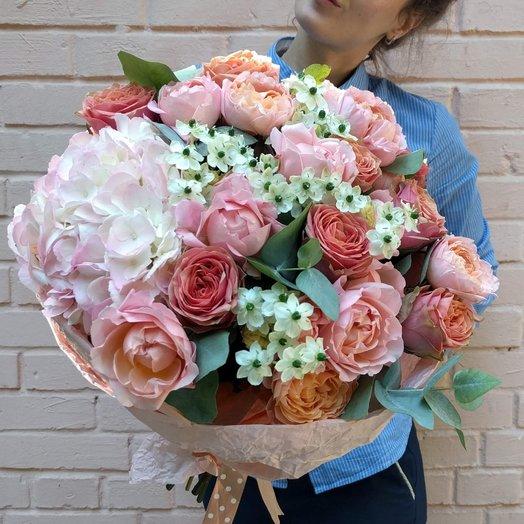 Dulces sueños: букеты цветов на заказ Flowwow