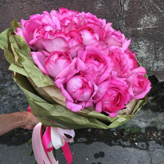 Yves Piaget: букеты цветов на заказ Flowwow