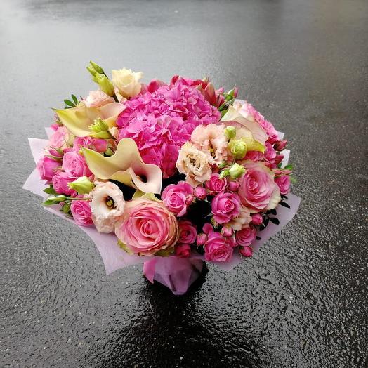 Сказочный миг: букеты цветов на заказ Flowwow