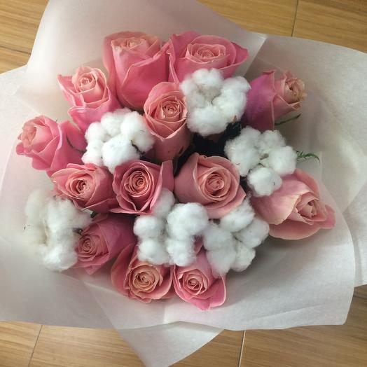 Зимнее утро: букеты цветов на заказ Flowwow