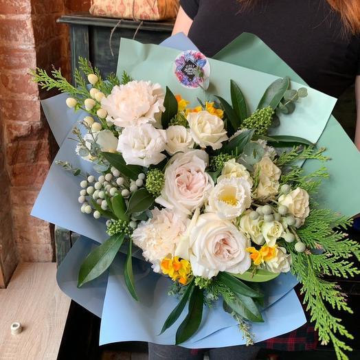 Букет Джин тоник: букеты цветов на заказ Flowwow