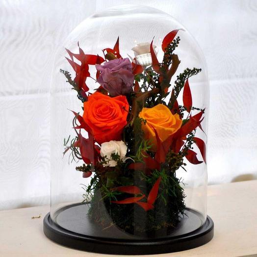 """КОМПОЗИЦИЯ """"ЛЕТНИЕ ДНИ"""": букеты цветов на заказ Flowwow"""