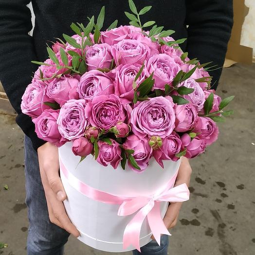 Целая Вселенная: букеты цветов на заказ Flowwow