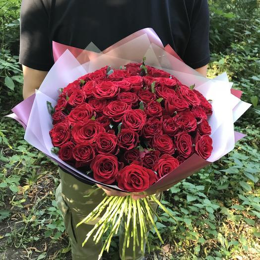 Классика 55: букеты цветов на заказ Flowwow
