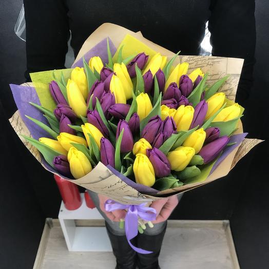 Начало Весны: букеты цветов на заказ Flowwow