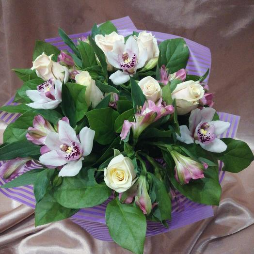 Букет сирена: букеты цветов на заказ Flowwow