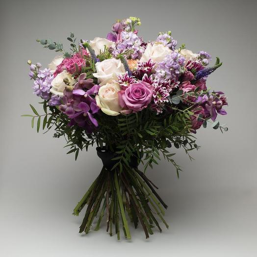 Лесная фантазия: букеты цветов на заказ Flowwow