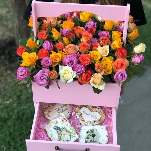Свадебный: букеты цветов на заказ Flowwow