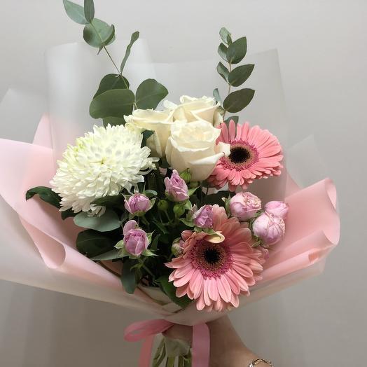 Доставка цветов в городе воткинске