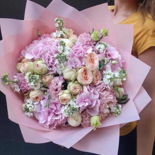 Gentle hands: букеты цветов на заказ Flowwow
