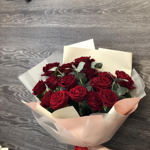 Юлиана: букеты цветов на заказ Flowwow