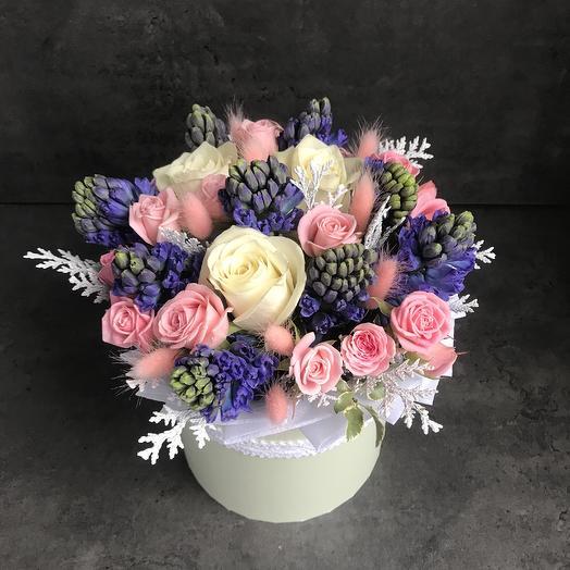 💙Жар птица💙: букеты цветов на заказ Flowwow