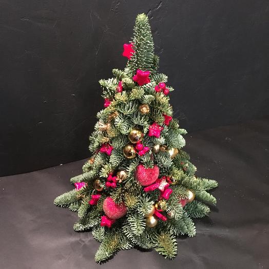 Елочка новогодняя: букеты цветов на заказ Flowwow