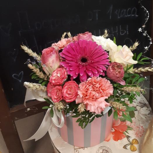 Прелесть: букеты цветов на заказ Flowwow
