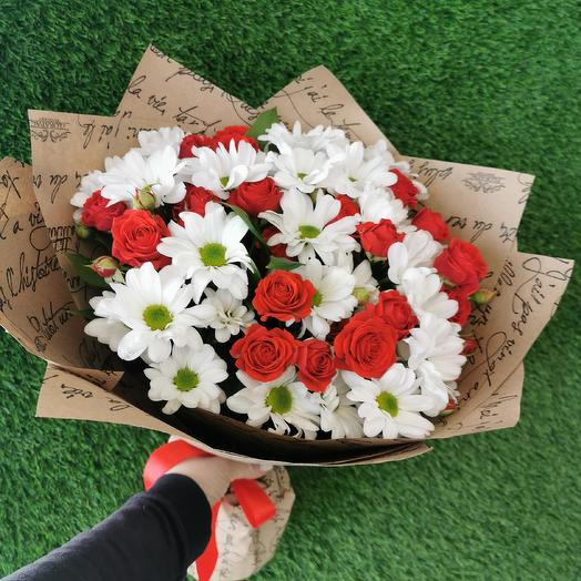 Classic: букеты цветов на заказ Flowwow