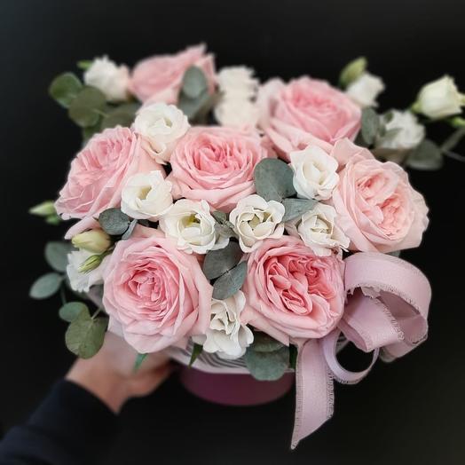 Роскошная композиция: букеты цветов на заказ Flowwow