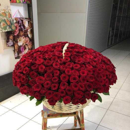 351роза: букеты цветов на заказ Flowwow